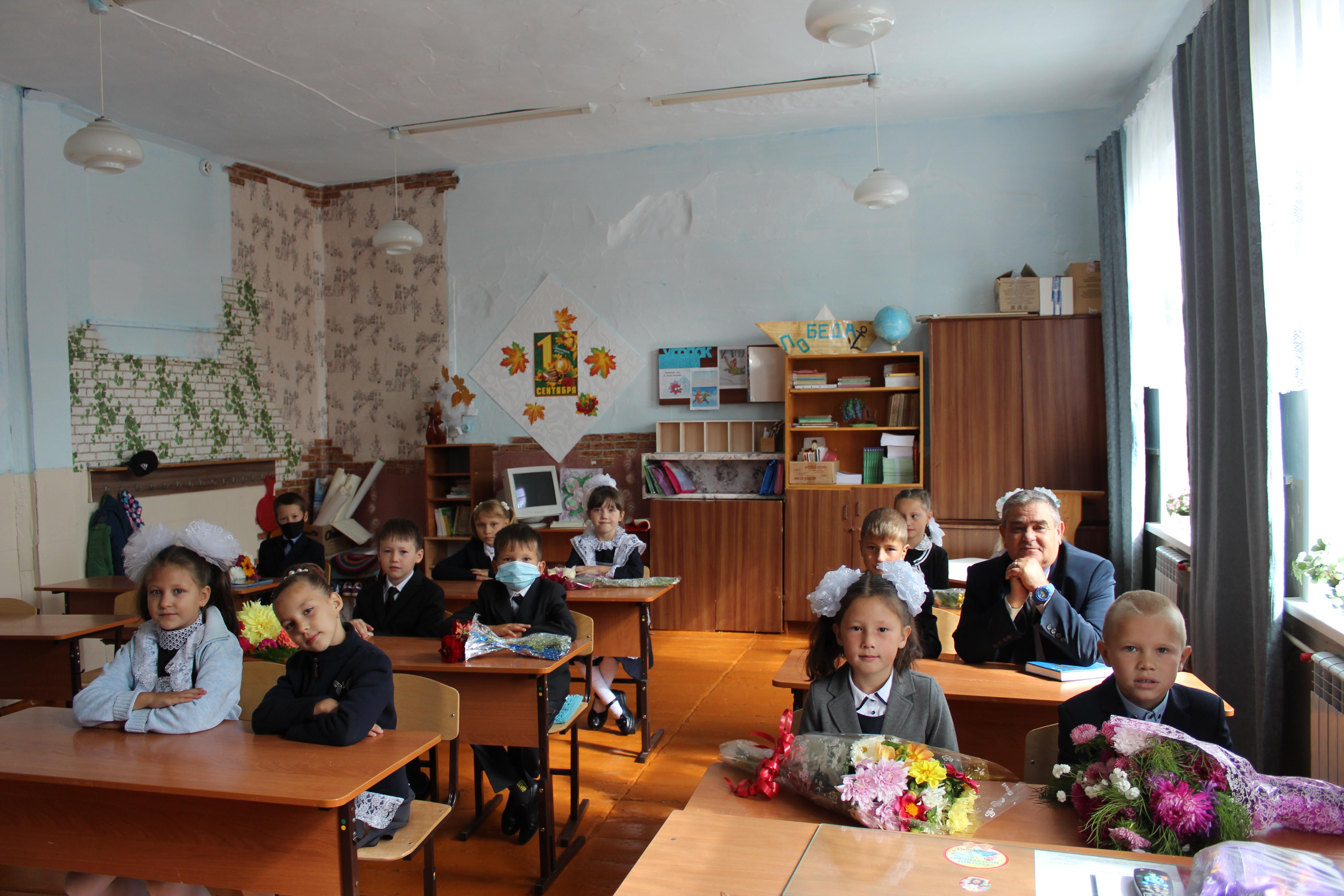 Начало учебного года в школах Качугского района