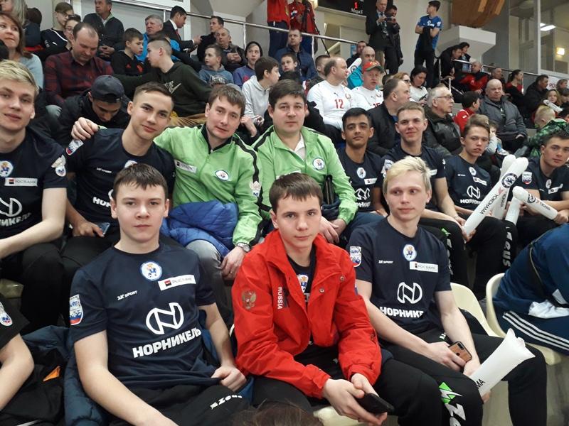 Михайловцы на всероссийском футбольном турниреМихайловцы на всероссийском футбольном турнире
