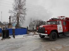 Государственная противопожарная служба МЧС России подводит итоги ушедшего 2014 года.