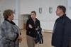 Район посетила министр строительства Иркутской области  Светлана Свиркина
