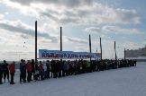 Парад открытия Зимних Сельских ИГР