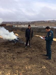 Более двух тысяч человек привлечено к работе по выявлению нарушителей особого противопожарного режима