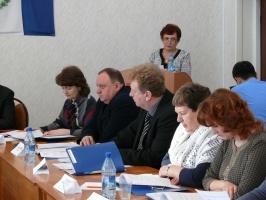 Заседание Думы Тайшетского района