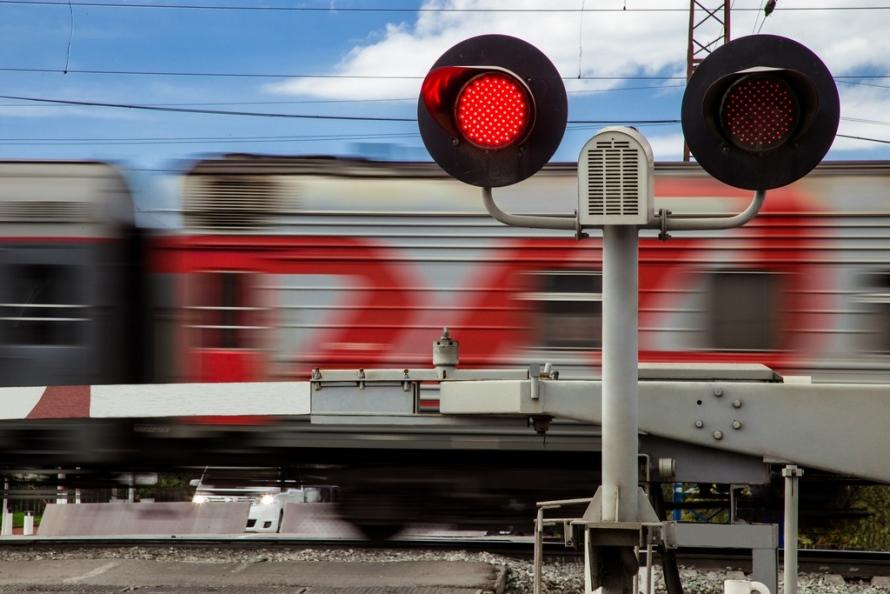 О безопасности на  железнодорожных переездах