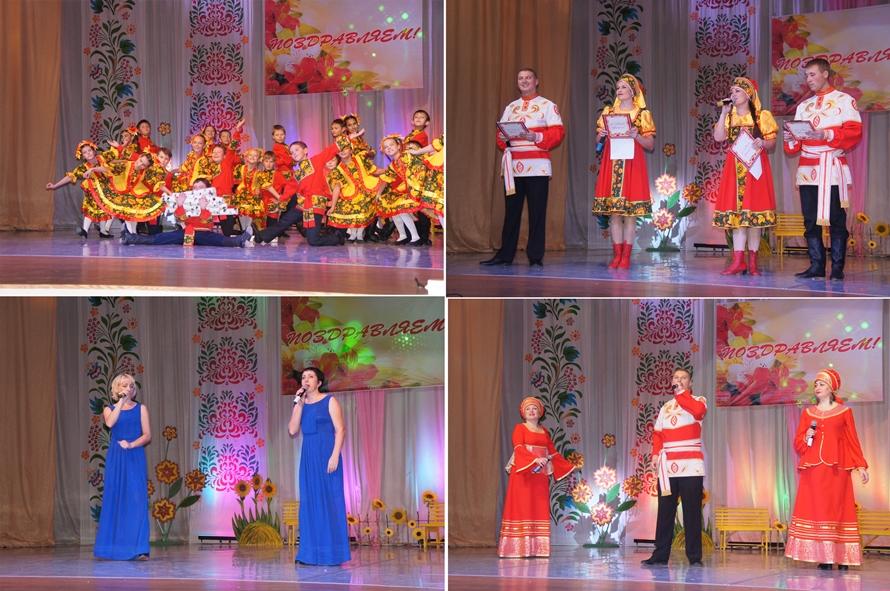 Педагоги Чунского района принимали поздравления
