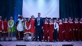 Участники юбилейной прграммы п. Невон