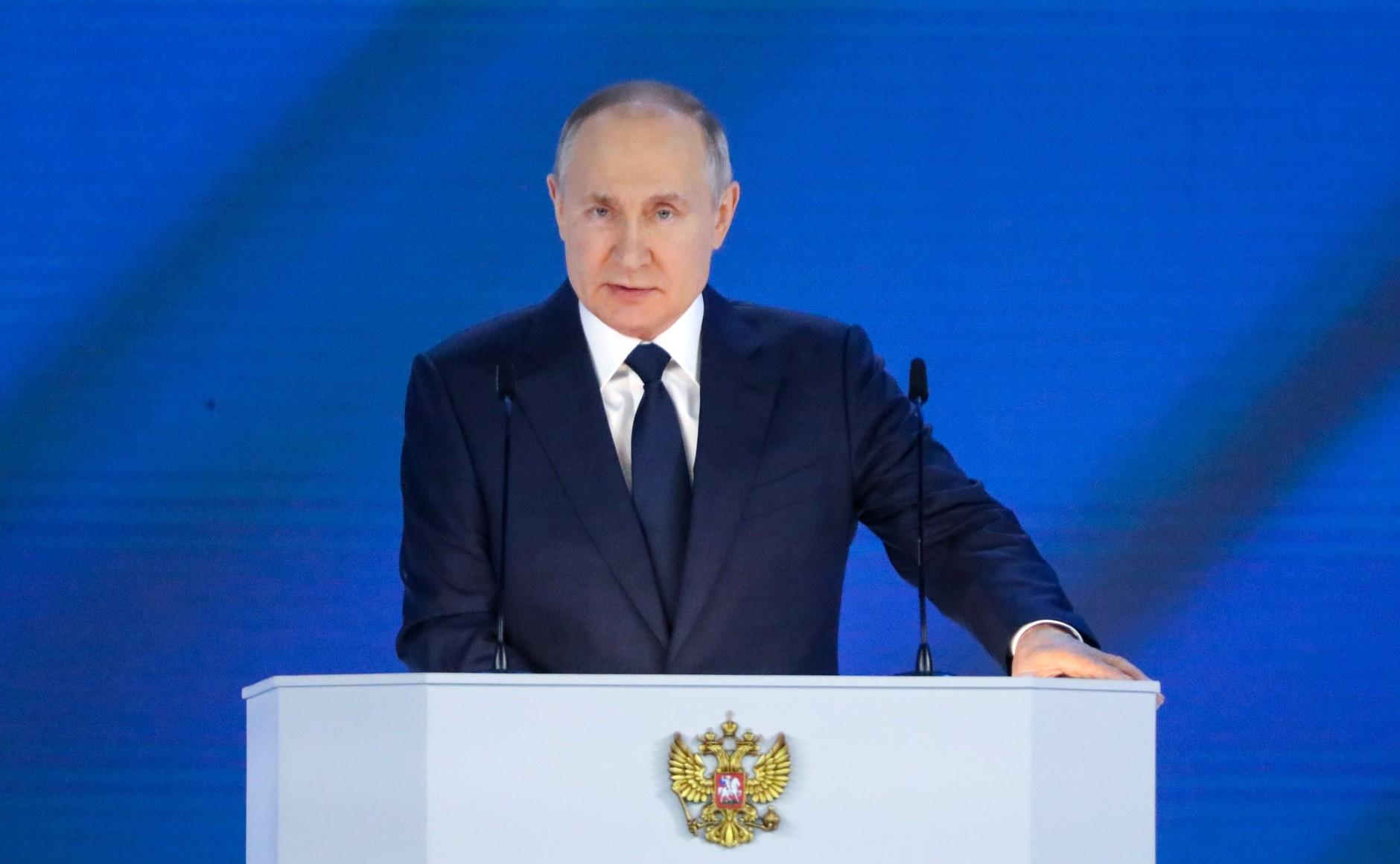 Владимир Путин: Центральное значение сейчас имеет вакцинация
