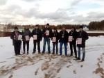 11 ноября 2017 года в р.п.Белореченский Усольского района проходили соревнования в честь Дня Усольского района.