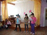 Конкурсно-игровая программа «Спасаем русские сказки» в Тубинской сельской библиотеке