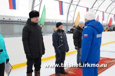 В минувшую субботу Александр Величко  посетил ряд спортивных мероприятий.