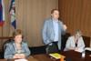 В Чунском районе побывал министр образования Иркутской области