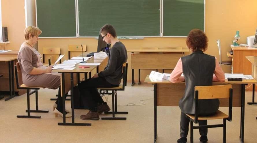 Девятиклассники района впервые прошли собеседование по русскому языку