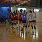 Турнир по волейболу на Кубок мэра Баяндаевского района