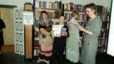 Церемония награждения лучших читателей  МКУК «Межпоселенческая центральная библиотека»