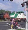 О работе по защите жизни и здоровья детей на объектах транспорта