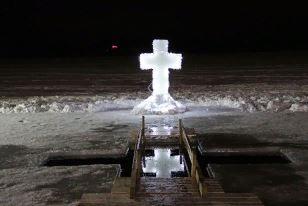 Режим повышенной готовности введен в Иркутской области в связи с проведением праздника Крещение Господне