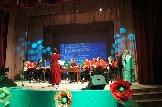 Образцовый оркестр народных инструментов Мозаика МОУ ДО РДШИ - фестиваль Планета будущего