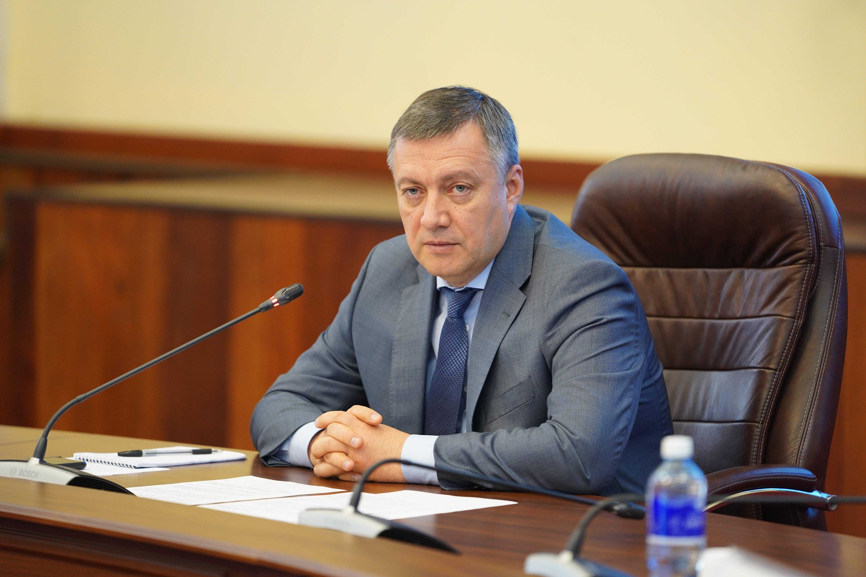Игорь Кобзев: На приобретение школьных автобусов пяти муниципалитетам выделено более 13 млн рублей субсидий