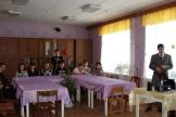 Лобков А.В. проводит лекцию «Молодежная субкультура как форма сознания» среди учащихся 10-11 кл. пос. Туба.