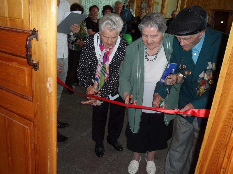 В Чунском ЛПК открылся музей предприятия