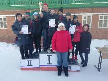 Зимние сельские спортивные игры