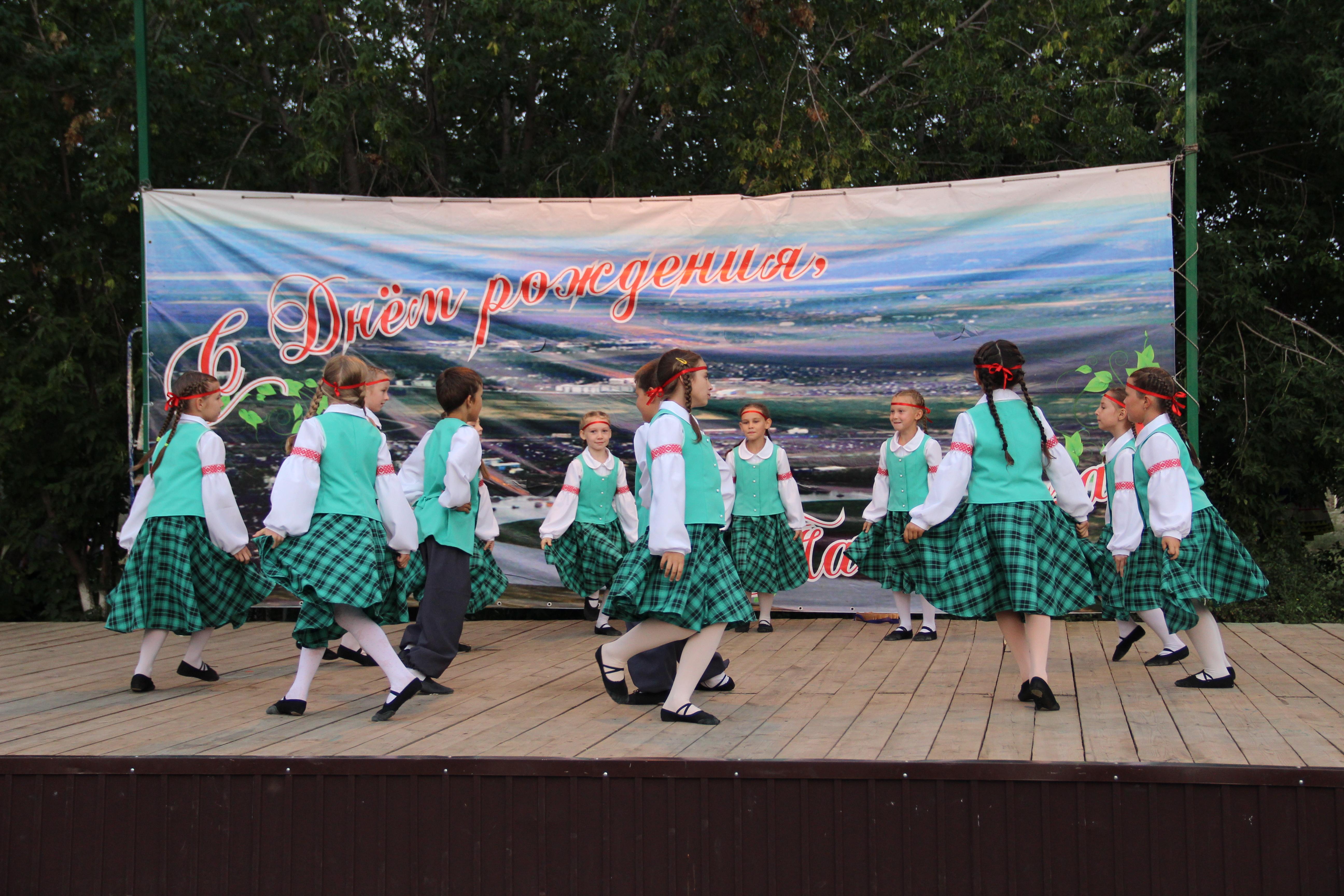Состоялись праздничные мероприятия, посвященные Дню посёлка Тайтурка