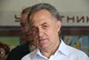 В районе побывал вице-премьер Виталий Мутко