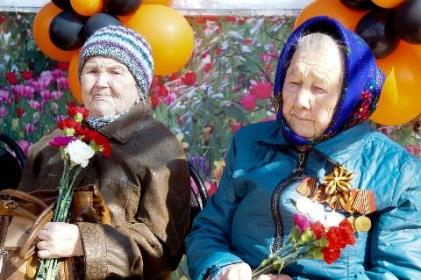 В Тайшете прошли митинги в честь Дня Победы. Фото
