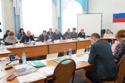 Состоялось первое в этом году заседание Думы Тайшетского  района