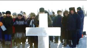 22.01.2018 Ледяной ритуал:в Черемховском районе отметили Крещение!