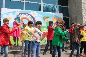 Праздник для юных михайловцев