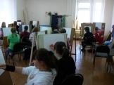 мастер-класс по предмету рисунок