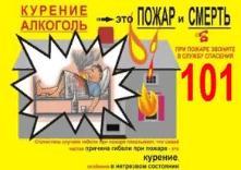 Оперативная информация по пожарам