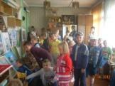 Выставка в Ершово