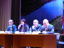 Семинар с депутатами представительных органов  муниципальных образований