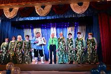 Отчетный концерт творческих коллективов,   посвященный 95- летию Куйтунского района,  «О той земле, где я родился…» прошел 20 апреля  2021 года в Доме Культуры Карымского  поселения.