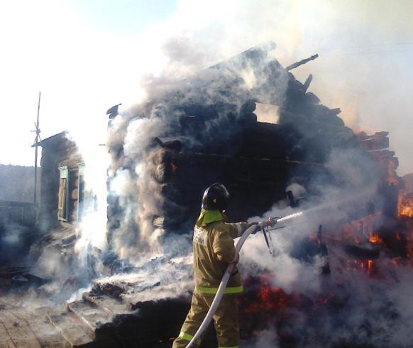 На территории Качугского района с 1 января по 14 сентября 2017 года зарегистрировано 17 бытовых пожаров