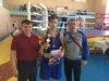Чемпион первенства области – боксер из Новочунки