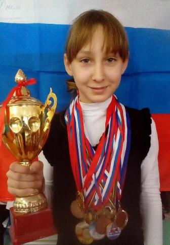 Алена Тремасова, спортсменка из Невона стала чемпионом СФО по боксу
