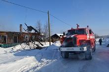 «Сообщает служба 01» Причина пожара, на котором погибла пенсионерка - электротехническая.