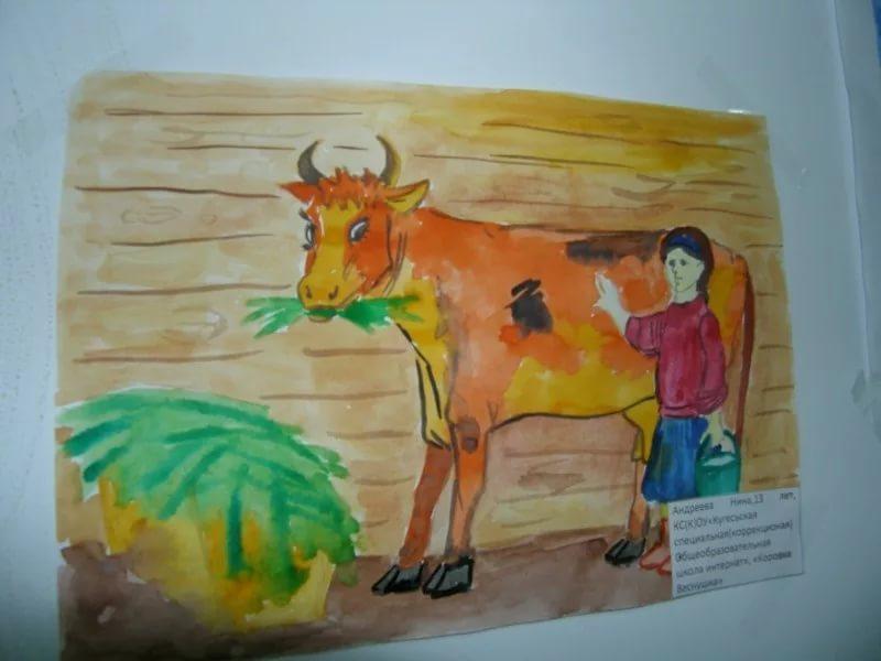 В министерстве сельского хозяйства Иркутской области проходит конкурс рисунков «Будущее села глазами ребенка»