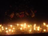 Акция Свеча памяти в Подъеланке
