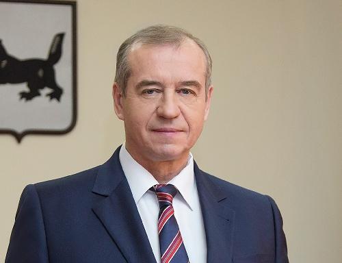 О визите Губернатора Иркутской области Сергея Левченко