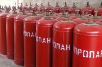 «Иркутскоблгаз» прекратил продавать баллоны с газом населению в ряде городов