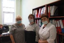 В Куйтунском районе началась вакцинация от коронавируса