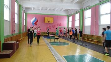 Районный Дворец спорта во второй раз получит 500 тысяч на оснащение