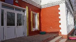 В дошкольном учреждении деревни Малиновка заменили оконные проемы и двери
