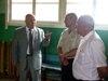Мэр района посетил социальные объекты