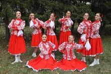 Образцовый хореографический коллектив «Услада» едет в Москву.