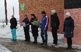 открытие лыжного марафона, памяти Красилова